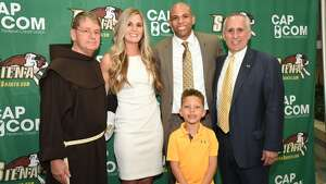 Courtesy ofJamion Christian, Siena men's basketball coach.