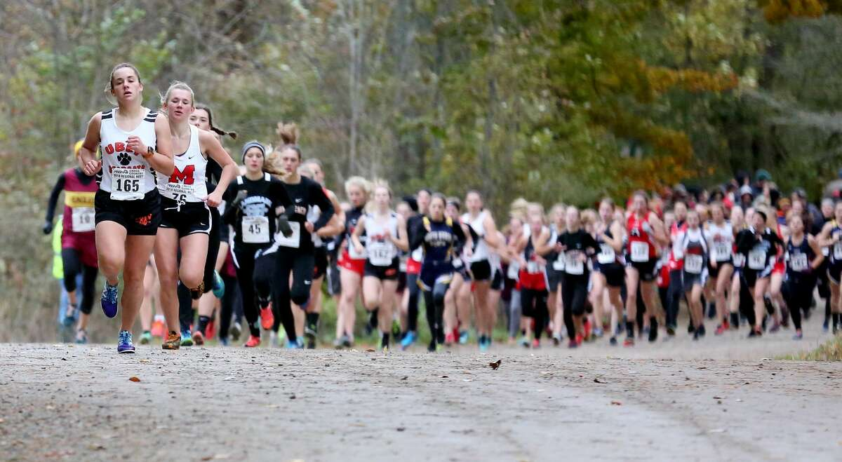 Division 4 Girls Cross Country Regional