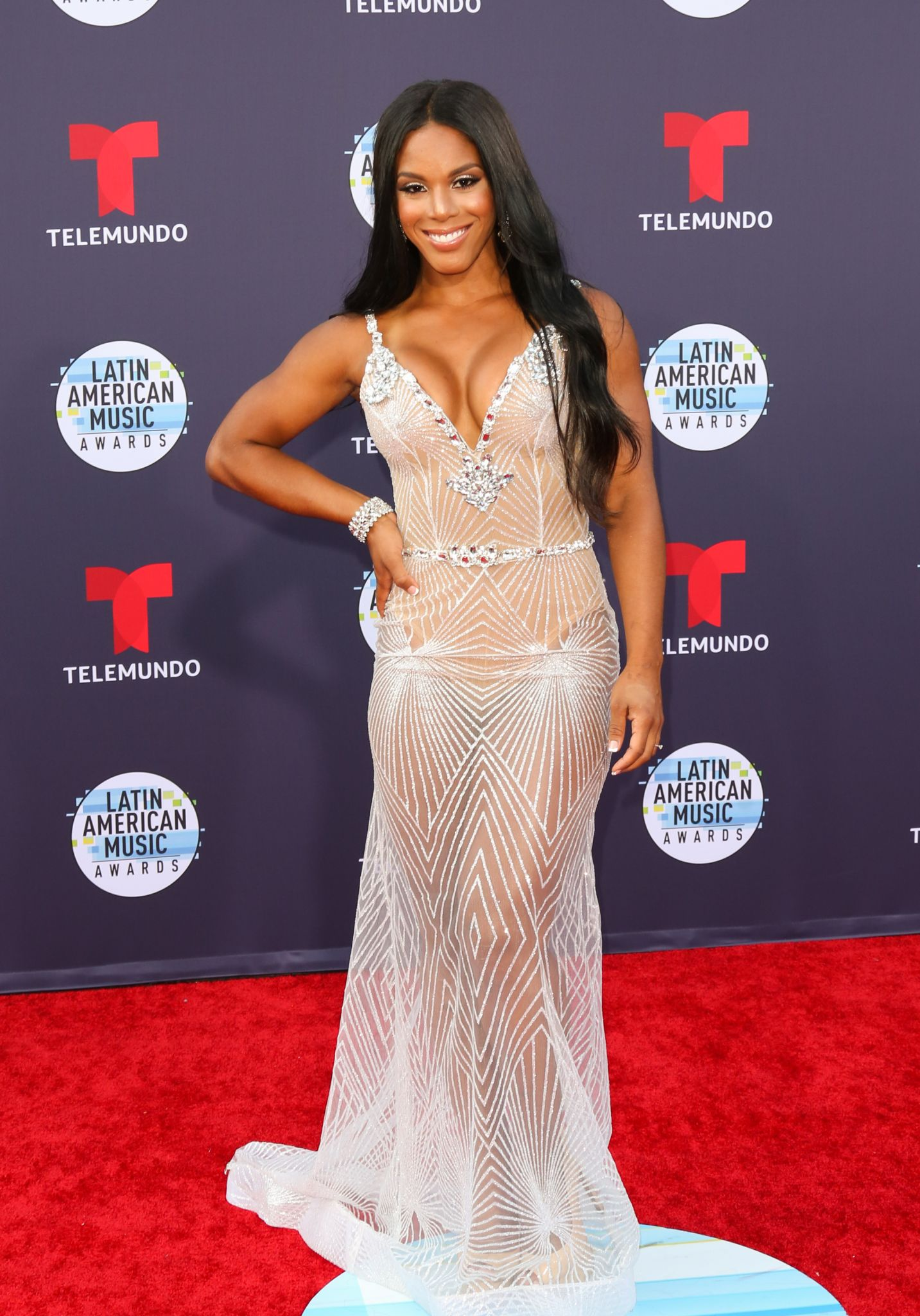 Hottest fashion at the Latin A...