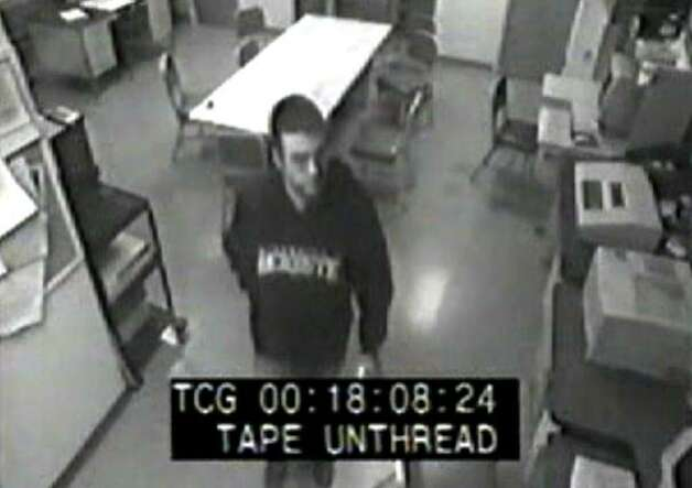Bethlehem Police footage of Christopher Porco following his interrogation.