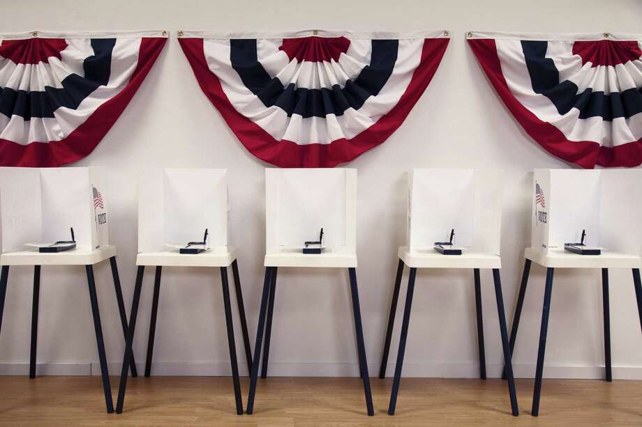 Despite evidence of hacking during the 2016 elections, some states are facing a 9-month wait for voter security assistance from the Department of Homeland Security. Photo: Blend Images - Hill Street Studios, Contributor / Getty Images / This content is subject to copyright.