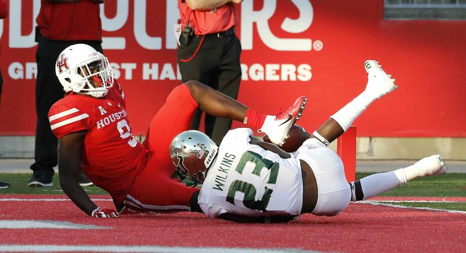 encouraging reports on uh receiver courtney lark houston chronicle