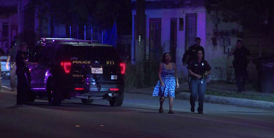 Two juveniles were shot at a Southwest Side party early Sunday in the 2200 block of South Trinity. Photo: J.J. Trevino / 21 Pro Video