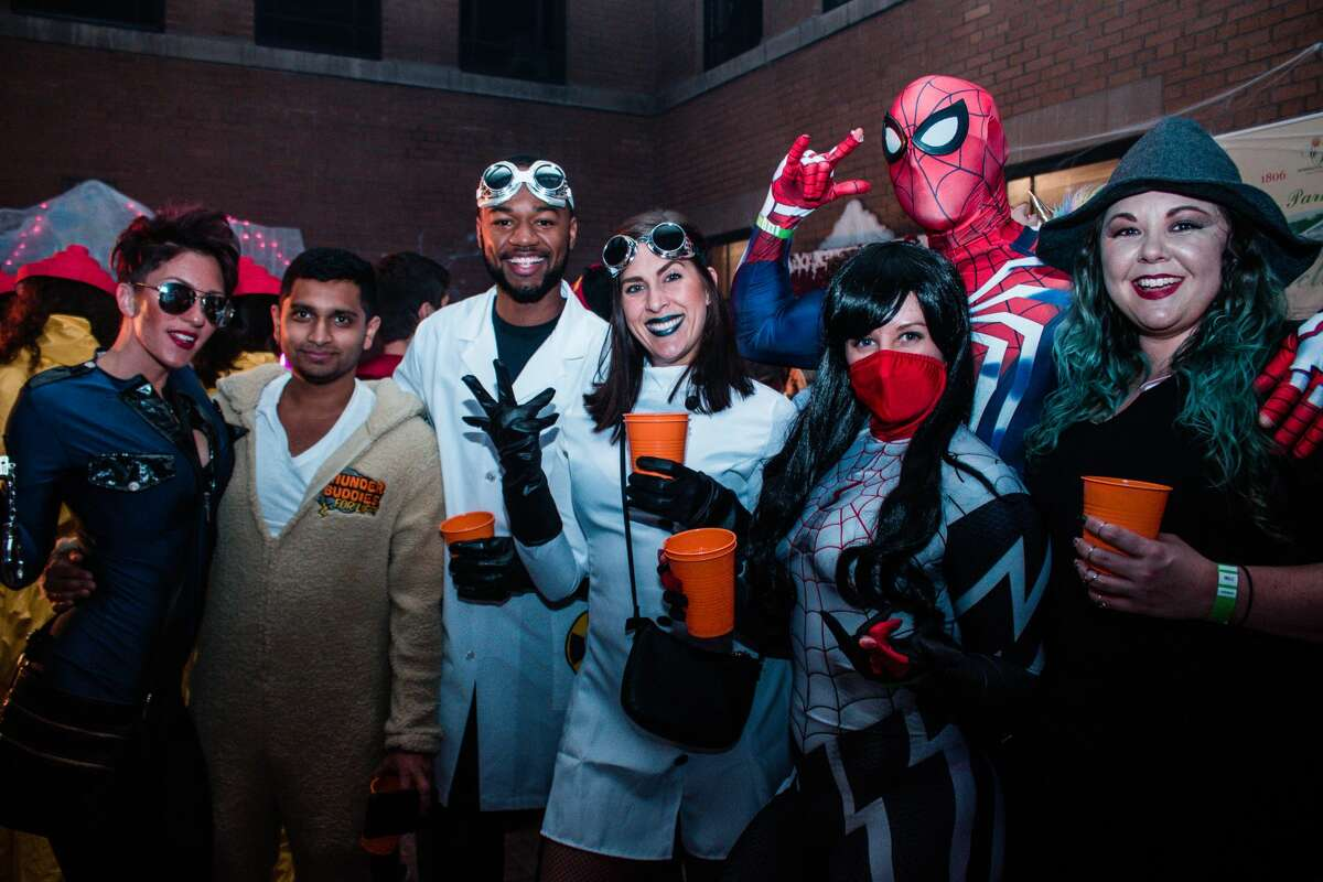 Were you Seen at the Annual Halloween Party at Washington Park Lakehouse presented by the Lark Street BID on Saturday, Oct. 27, 2018?