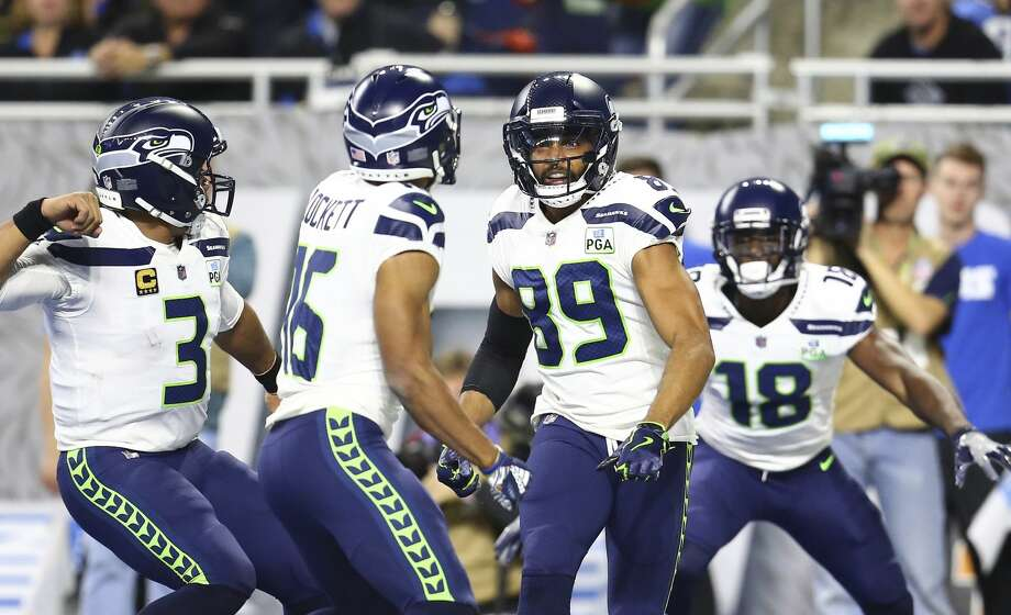 Live Seattle Seahawks Face The Lions In Week 8 Seattlepi Com