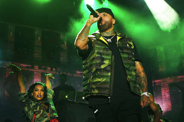 Fans experienced performances by artists such as Nicky Jam, Becky G and Cardi B at the Mala Luna Music Festival on Saturday, Oct. 27, at Nelson Wolff Stadium.