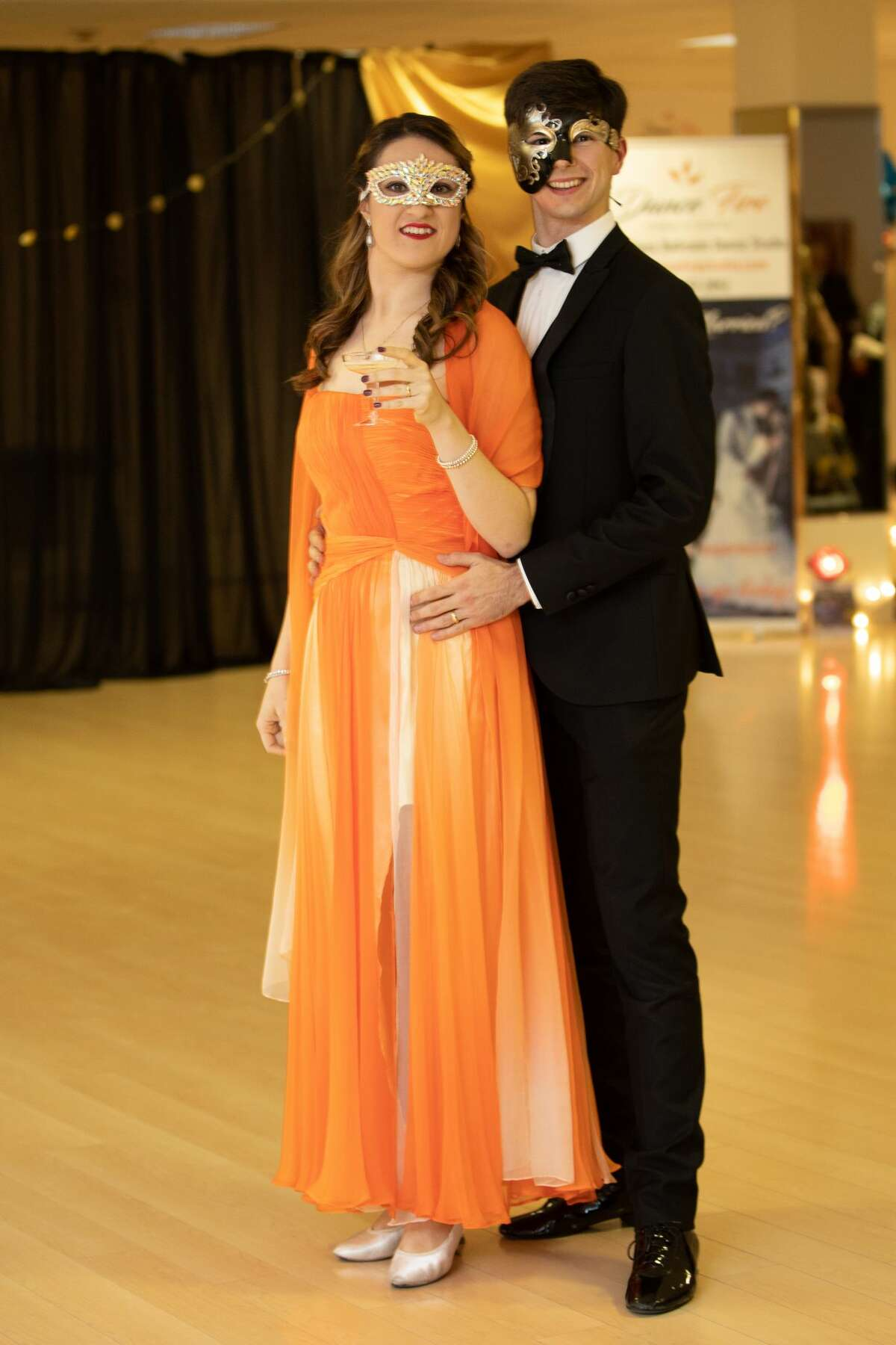 Were you Seen at the Dance Fire Anniversary Gala on Saturday, October 27, 2018?