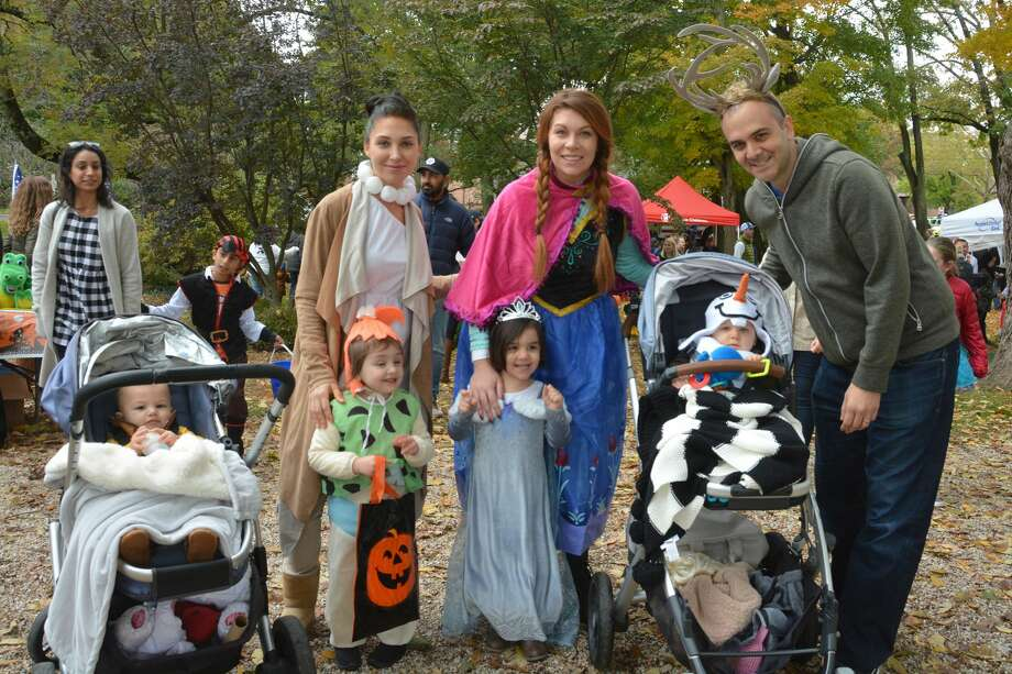 "The Fairfield Museum and History Center, in partnership with the Town of Fairfield, will hold its annual ""Halloween on the Green"" event on Sunday. Find out more. Photo: Vic Eng / Hearst Connecticut Media Group"