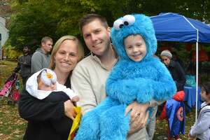 """The Fairfield Museum and History Center, in partnership with the Town of Fairfield, held its annual """"   Halloween on the Green   """" event on     October 28, 2018     on the Museum Commons nearby the Historic Town Green. Kids and families enjoyed trick-or-treating, giveaways, food trucks, a bounce house and other kid-friendly activities. Were you SEEN?"""
