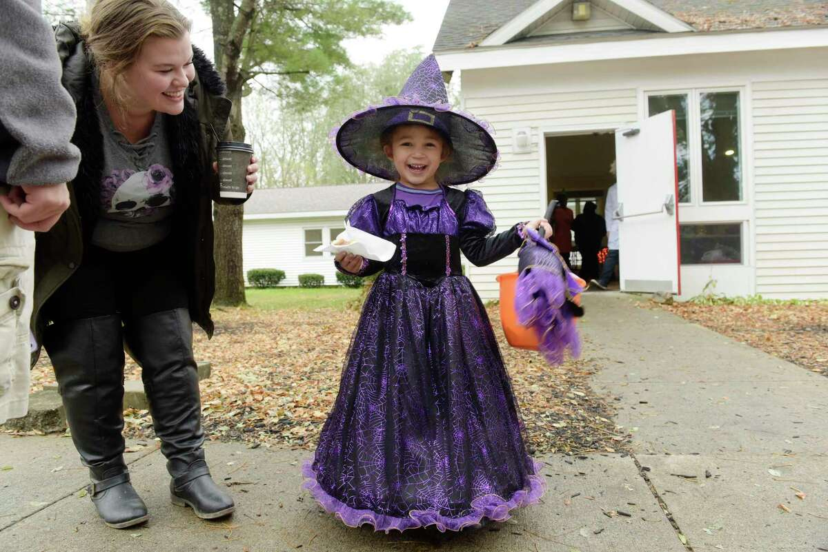 Trick or Treat Street at Albany Law School: The Phi Alpha Delta fraternity's Rockefeller Chapter presents an indoor community trick-or-treating event from 5 to 7 p.m. Thursday, Oct. 31.