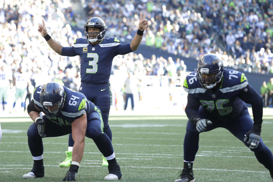 What's the benefit in giving Russell Wilson so much pre-snap freedom? 