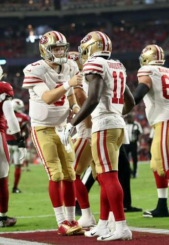 Mullens Time CJ Beathards Injury Could Mean 49ers No 3 QB