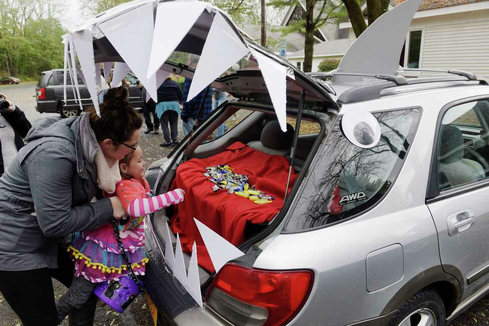 UAlbany's Trunk or Treat: This community party will feature candy, music, coloring, face painting, ice cream and a costume contest from 4 to 6:30 p.m. Wednesday, Oct. 30. It will be moved indoors if it rains.