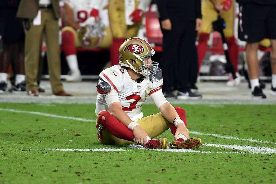 Mullens time  C.J. Beathard s injury could mean 49ers  No. 3 QB ... e80761edb