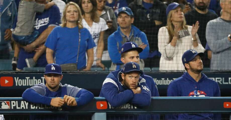 ed7758e5f October to forget  Dodgers lose World Series again - Houston Chronicle