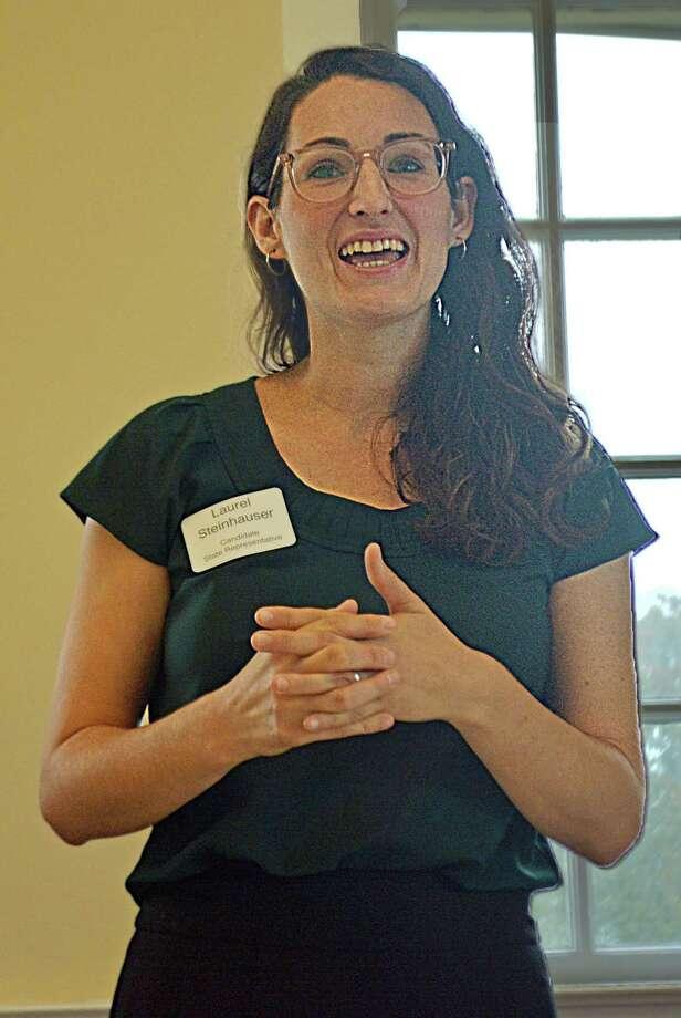 Democrat Laurel Steinhauser is running for the 32nd House seat. Photo: File Photo