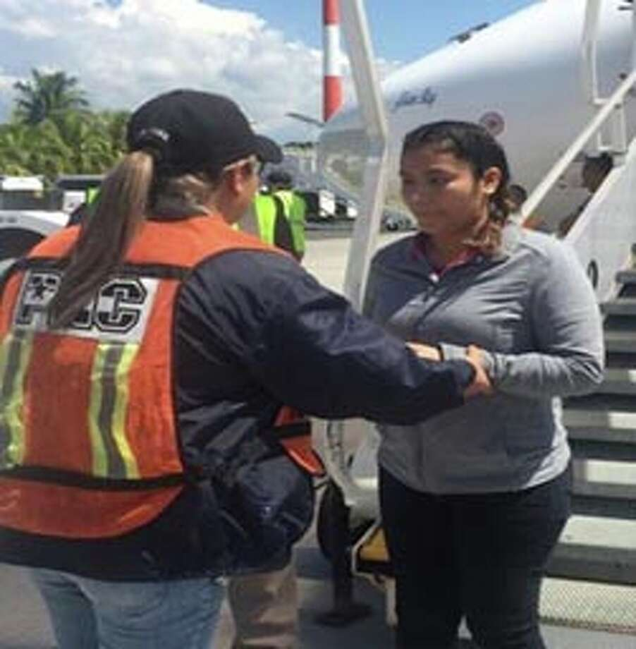 Glenda Lissette Campos-Rivera, 24, was turned over by ICE to authorities in El Salvador on Oct. 25. Photo: Courtesy