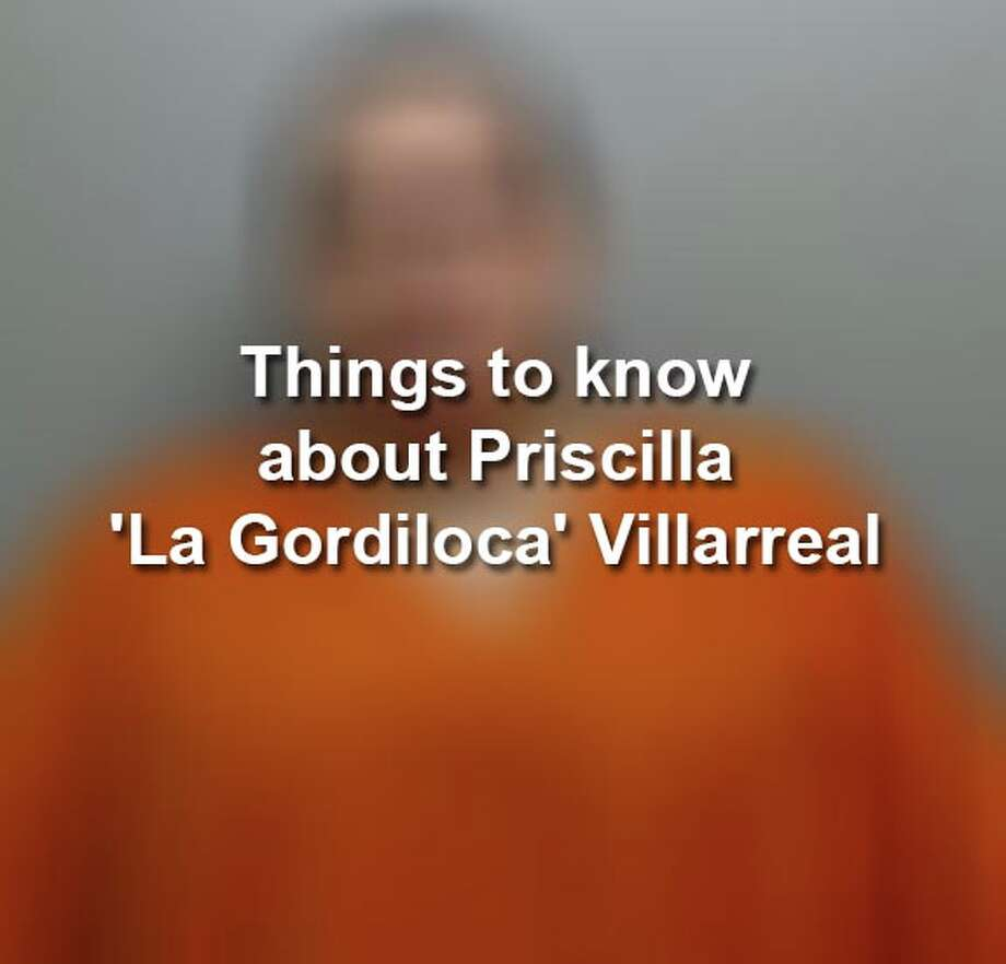 Keep scrolling to see five things to know about Laredo citizen journalist Priscilla 'La Gordiloca' Villarreal. Photo: Webb County Sheriff's Office