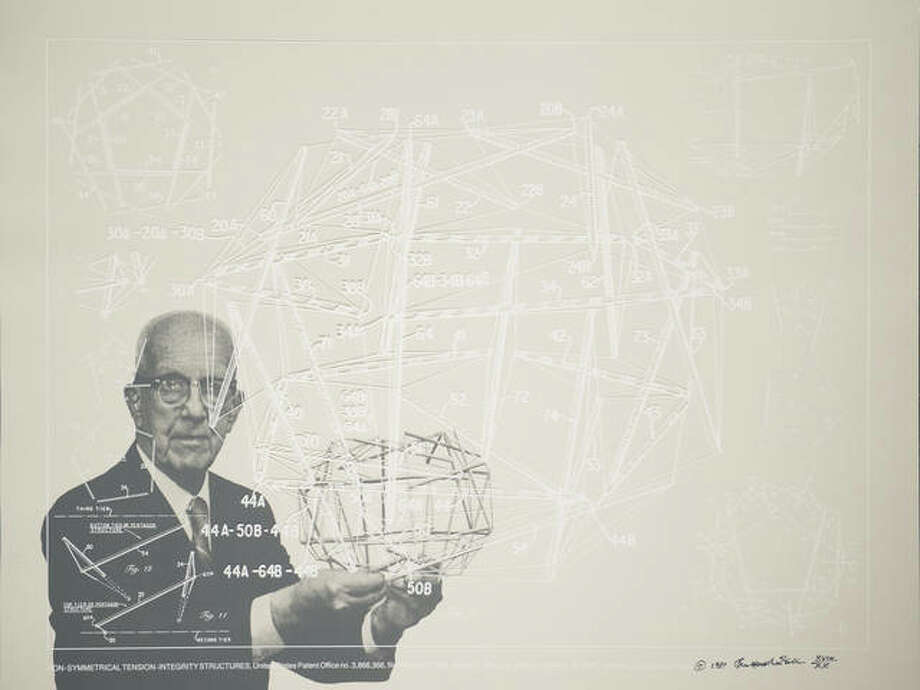Buckminster Fuller Photo: For The Telegraph