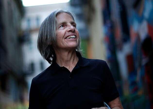 In conversation: Eileen Myles