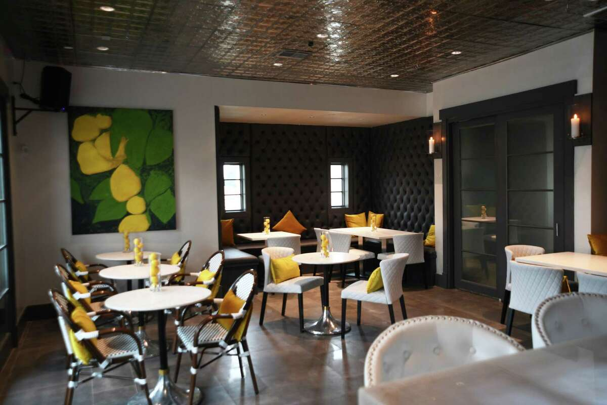 Ivy Bar & Bistro is a new rooftop bar and restaurant opening Nov. 2 at Fiori Spa, 2613 Potomac.