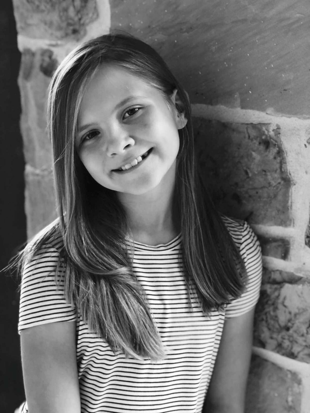 Hailey Caldwell, a Katy Independent School District student, is one of 78 student authors and illustrators to be honored at this years 9th Annual iWrite Luncheon & Book Signing Saturday, Oct. 27, at the Hyatt Regency in downtown Houston.