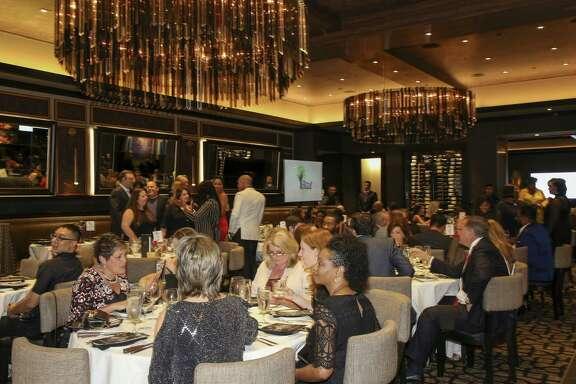 """The 2018 Chris Paul Family Foundation's """"Celebrity Server"""" Dinner Fundraiser at Mastro's Steakhouse"""