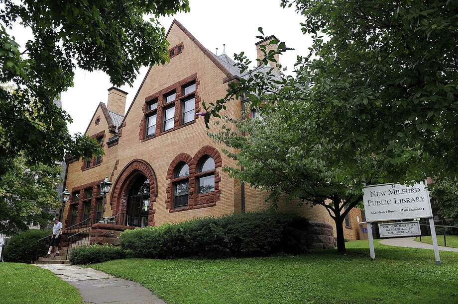 LibraryIn New Milford, residents approved a $6.5 million renovation to its library. The project had failed twice before, but passed 7,780 to 3,290 this time. Photo: Carol Kaliff / Hearst Connecticut Media / The News-Times