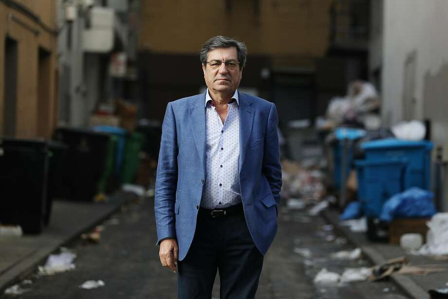 Dr. Joao Goulao, Portugal's national drug coordinator, helped create an antidrug policy, outside the criminal justice system, that seems to be working. Photo: Lea Suzuki / The Chronicle