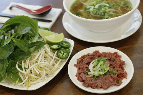 Review: Pho Ga Dong Nai in Asiatown - HoustonChronicle com