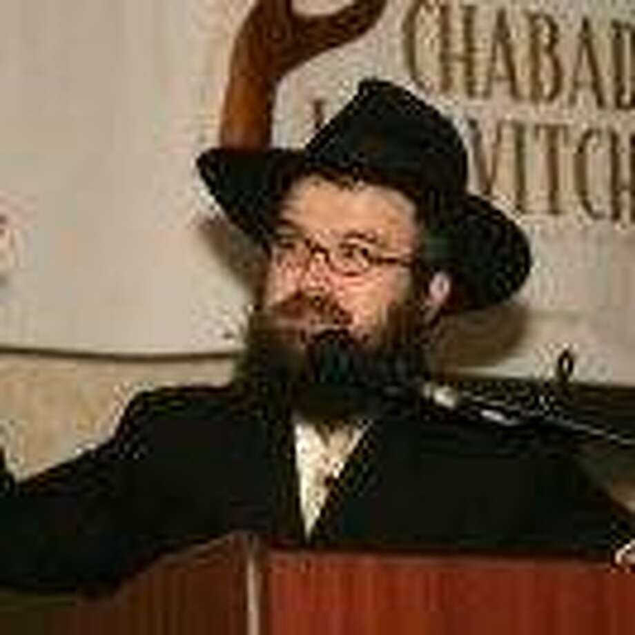 Rabbi Joseph Eisenbach leads Chabad of Litchfield County in Litchfield. Photo: Contributed Photo