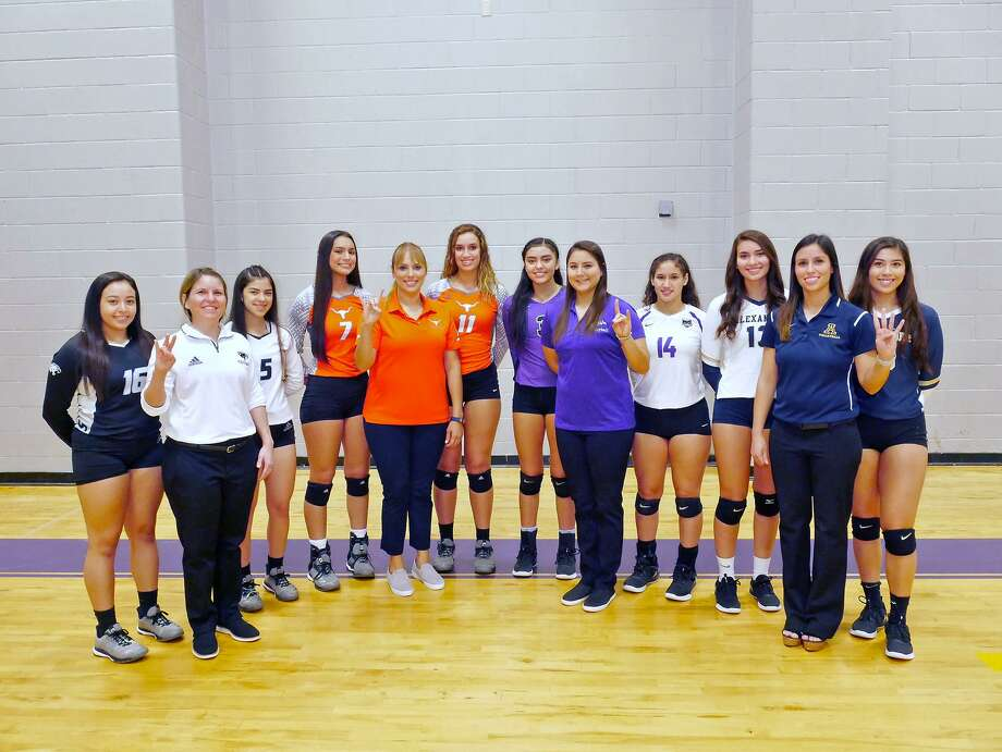 United South, United, LBJ and Alexander will all represent Laredo in the state high school playoffs Tuesday. All four teams will play throughout South Texas. Photo: Cuate Santos /Laredo Morning Times