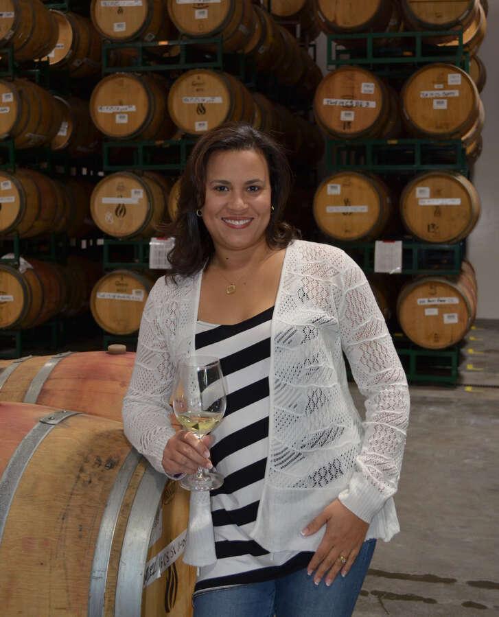 Houston-area winemaker Dawna Darjean Jones. Her wines are featured in the film 'Nobody's Fool.'