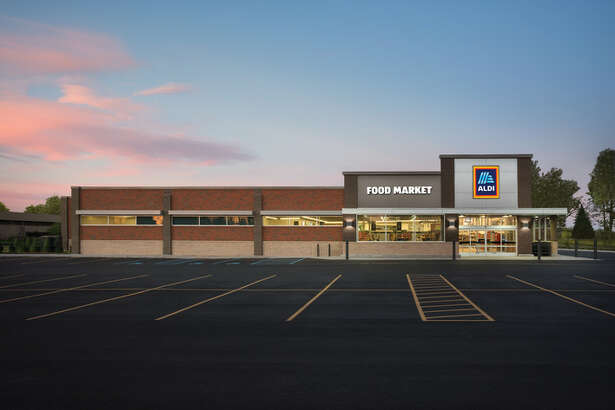 Image depicts ALDI's new concept for its stores nationwide.
