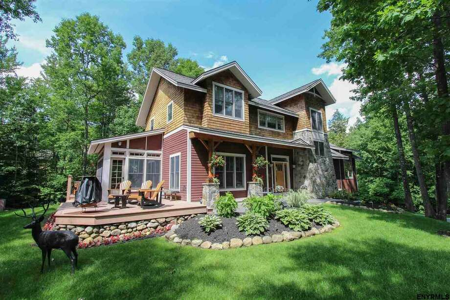 $895,000. 5 Moss Creek Road, Greenfield, NY 12850. See the listing. Photo: MLS