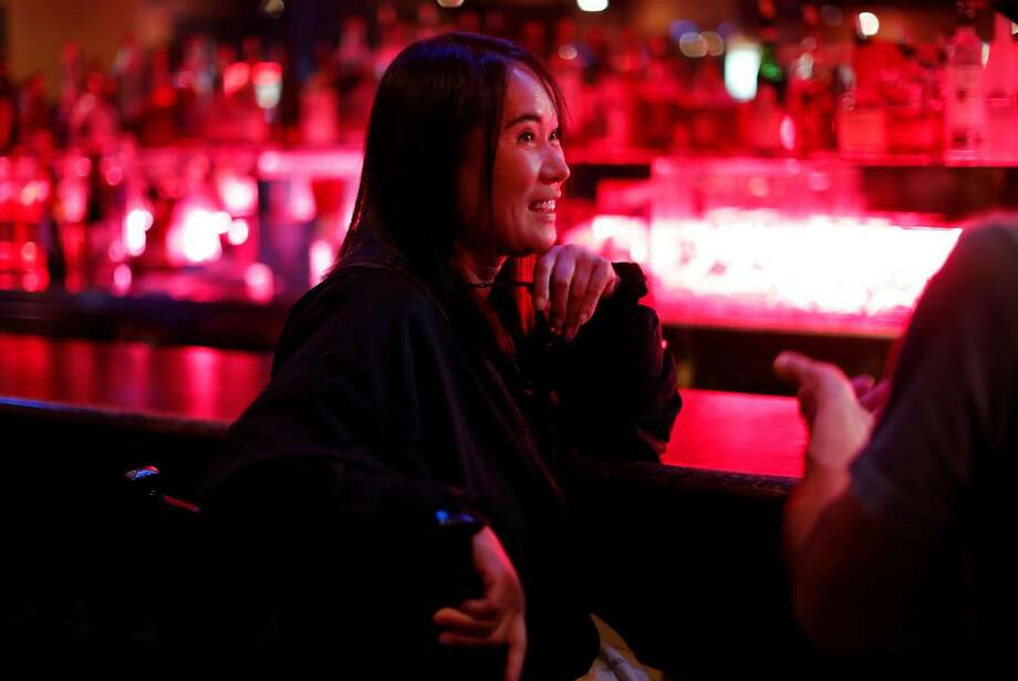 Tracy Yang opened Dimples in 2002, naming it after her favorite restaurant in Korea. Photo: Scott Strazzante / The Chronicle
