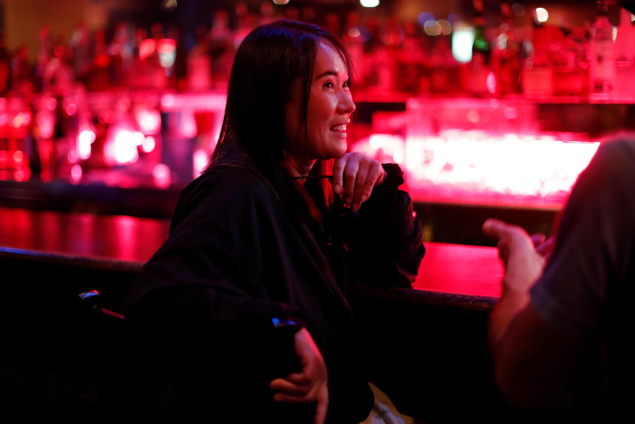 A night at Dimples, Japantown's sometimes curious, often funny