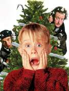 "Discovery Green screens ""Home Alone"" on Thursday."