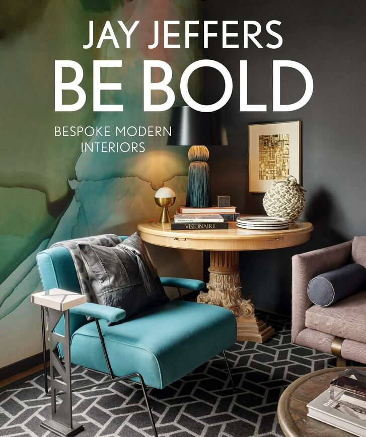 """Be Bold: Bespoke Modern Interiors,"" by Jay Jeffers"