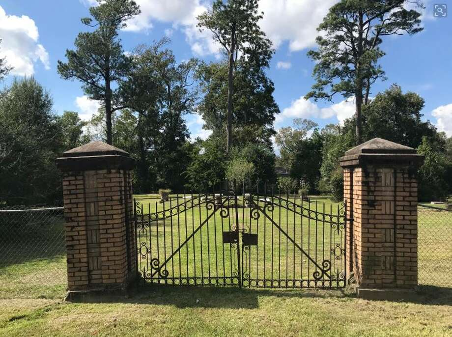 Hebrew Cemetery in Orange remains locked after vandalism was discovered October 29, 2018.
