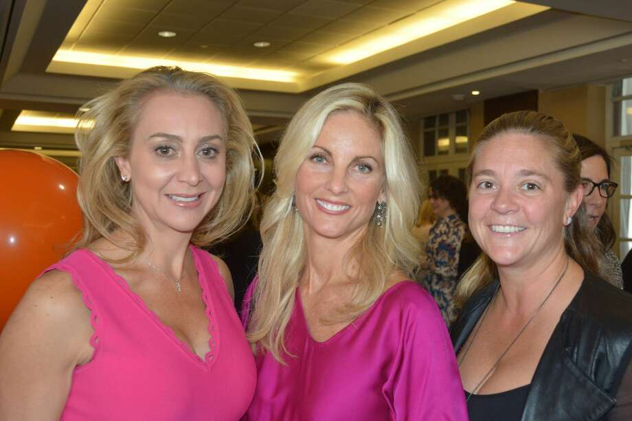 """The Breast Cancer Alliance held its annual luncheon, """"For Our Daughters, For Our Futures,"""" on October 30, 2018 at theHyatt Regency Greenwich. The featured speaker wasPatty Steele of WCBS FM Radio. Guests enjoyed cocktails, lunch, auctions and the AKRIS resort and spring collection preview fashion show, preceded by the annual Celebration of Survivorship of selected fashions from Richards modeled by women living with or who have triumphed over breast cancer. Were you SEEN? Photo: Vic Eng / Hearst Connecticut Media Group"""