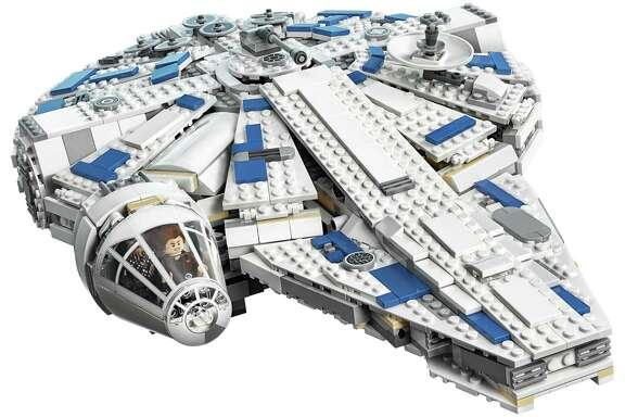 LEGO Kessel Run Millennium Falcon; $169.99 at LEGO stores