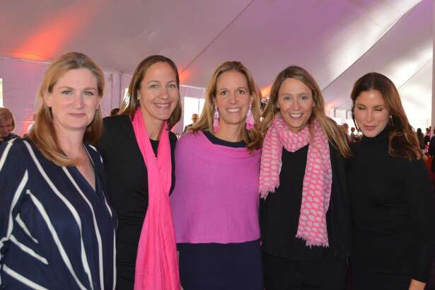 "The Breast Cancer Alliance held its annual luncheon, ""For Our Daughters, For Our Futures,"" on October 30, 2018 at the Hyatt Regency Greenwich. The featured speaker was Patty Steele of WCBS FM Radio. Guests enjoyed cocktails, lunch, auctions and the AKRIS resort and spring collection preview fashion show, preceded by the annual Celebration of Survivorship of selected fashions from Richards modeled by women living with or who have triumphed over breast cancer. Were you SEEN?"