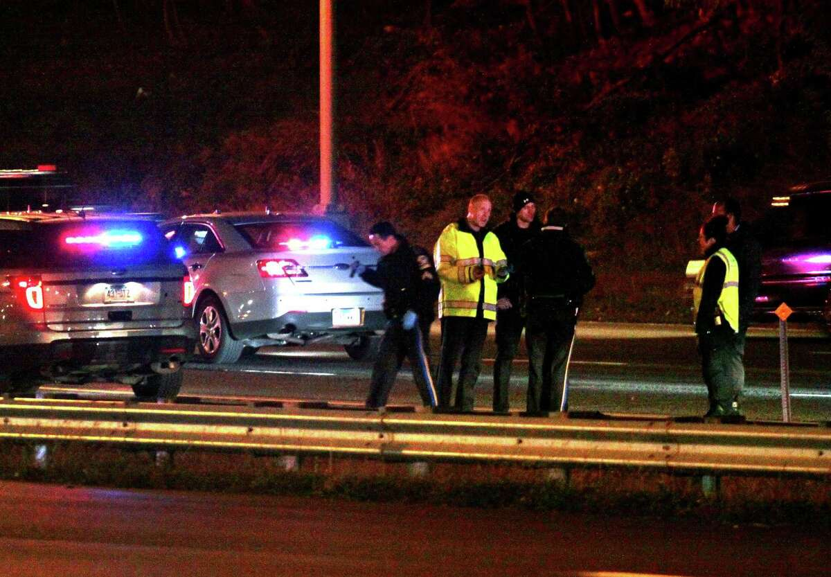 Around 8:10 p.m. on Thursday Oct. 25, 2018, Connecticut State Police and Bridgeport, Conn., first responders rushed to Route 8 south near Exit 5 for a report of a pedestrian hit by a dump truck. Reports indicated it was a fatality.