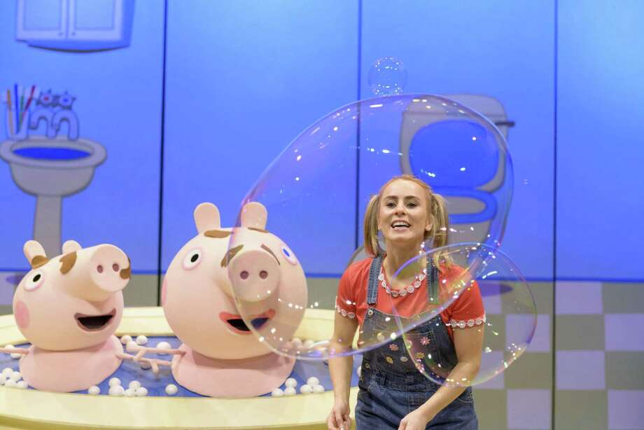 """Peppa Pig Live"" comes to Stamford's Palace Theatre on Nov. 9. Photo: Peppa Pig Live / Contributed Photo"