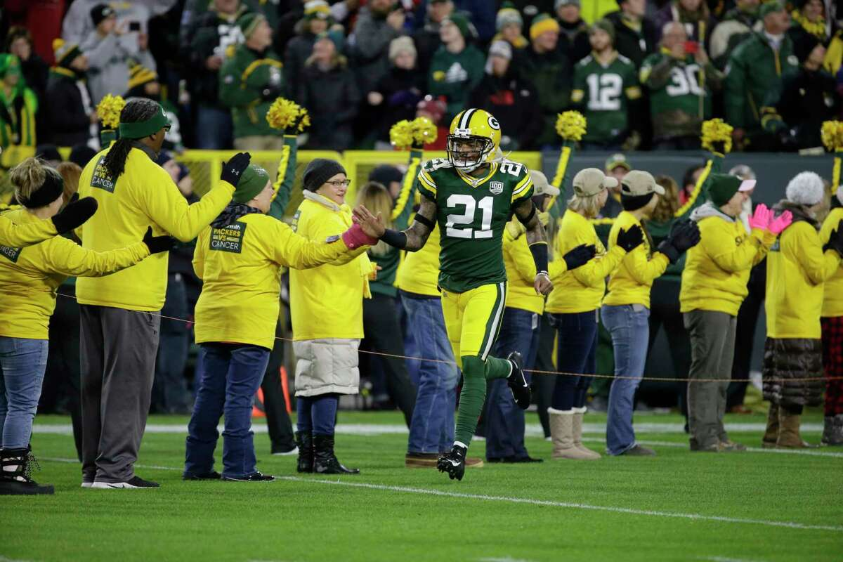 Ha Ha Clinton-Dix, safety, Packers Traded to Washington for a fourth-round pick.