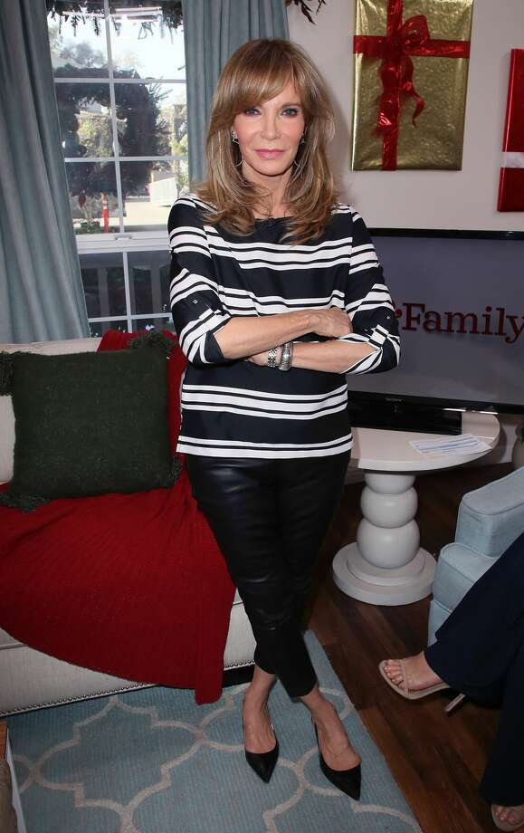 "UNIVERSAL CITY, CA - NOVEMBER 28:  Actress Jaclyn Smith visits Hallmark's ""Home & Family"" at Universal Studios Hollywood on November 28, 2017 in Universal City, California.  (Photo by David Livingston/Getty Images) Photo: David Livingston/Getty Images"