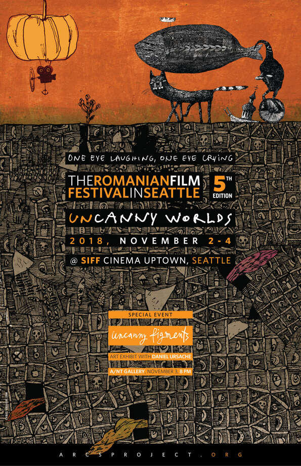 Now in its fifth year, the Romanian Film Festival in Seattle has grown from the Film Center to Uptown. Photo: Courtesy Of The Romanian Film Festival In Seattle