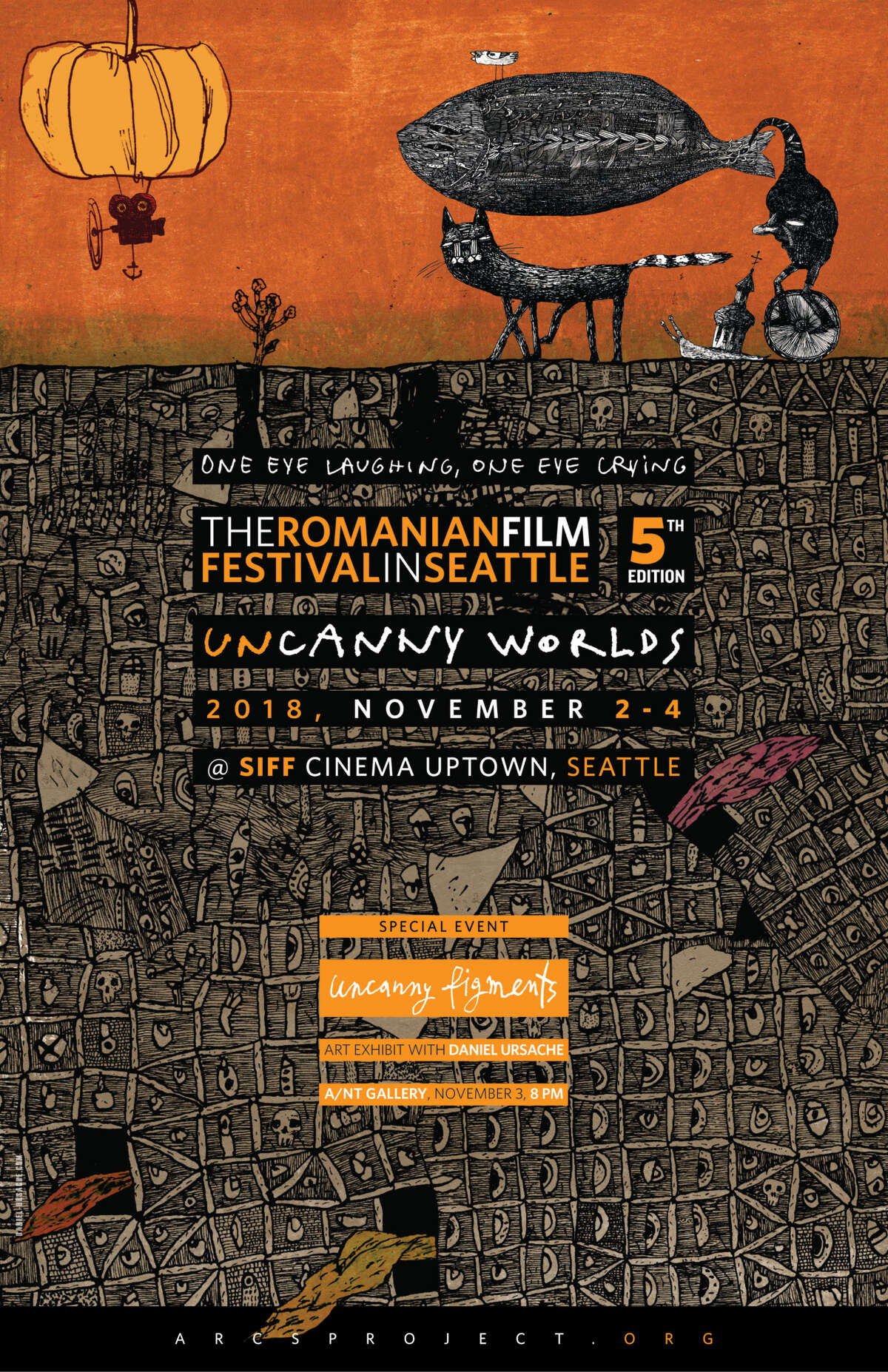Now in its fifth year, the Romanian Film Festival in Seattle has grown from the Film Center to Uptown.