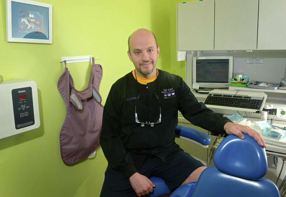 Local dentist Dr. Greg Mokotoff of Kids First Dentistry at his offices Tuesday, October 30, 2018, in Fairfield Conn. Mokotoff traveled to Guatemala from Oct. 20 to 27 with Dentists Donating Services to provide pediatric and adult dental care for the under served for 5 days. Mokotoff has offices in Norwalk, Fairfield and Westport. Photo: Erik Trautmann / Hearst Connecticut Media / Norwalk Hour